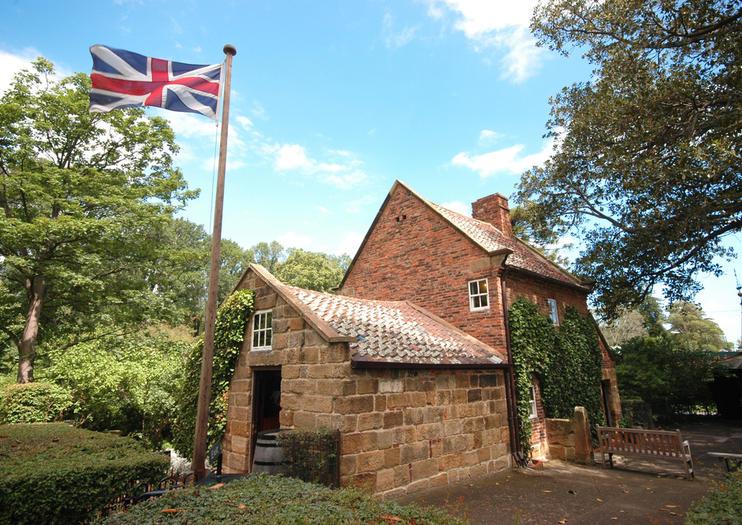 Jardines de Fitzroy (Fitzroy Gardens)