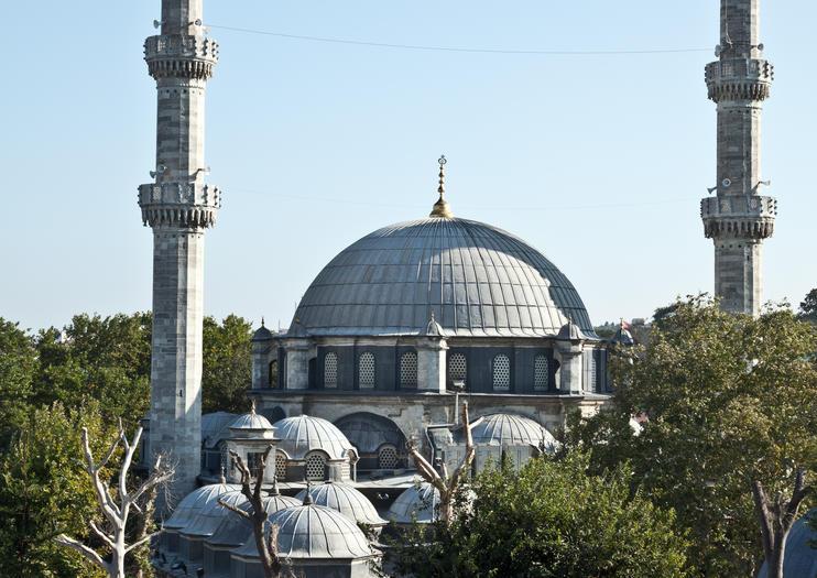 Mezquita de Eyup Sultan