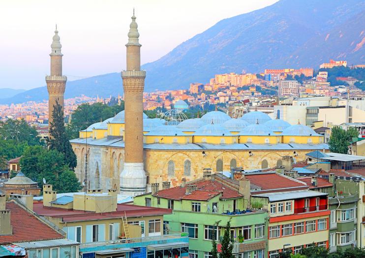 Ulu Cami (Grand Mosque)