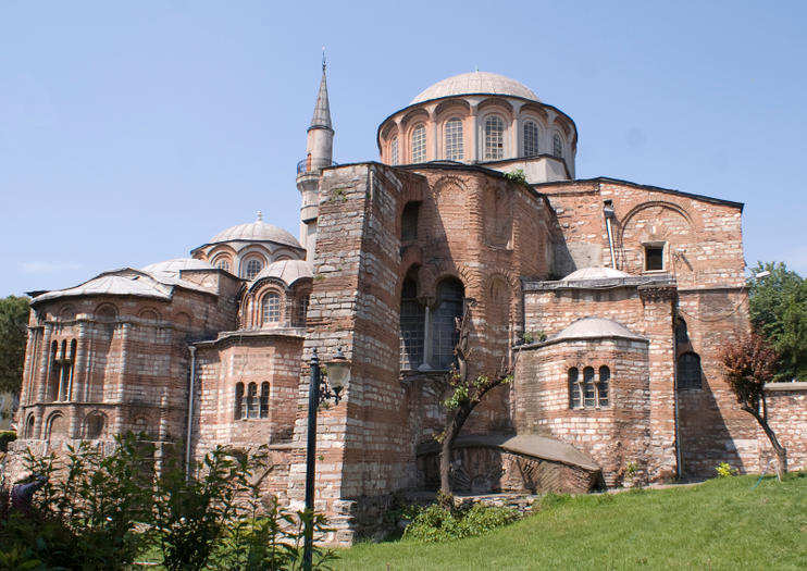 Kariye Museum (Chora Church)
