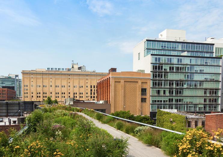 Il Parco di High Line