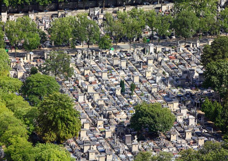 Montparnasse Cemetery (Cimetière Montparnasse)