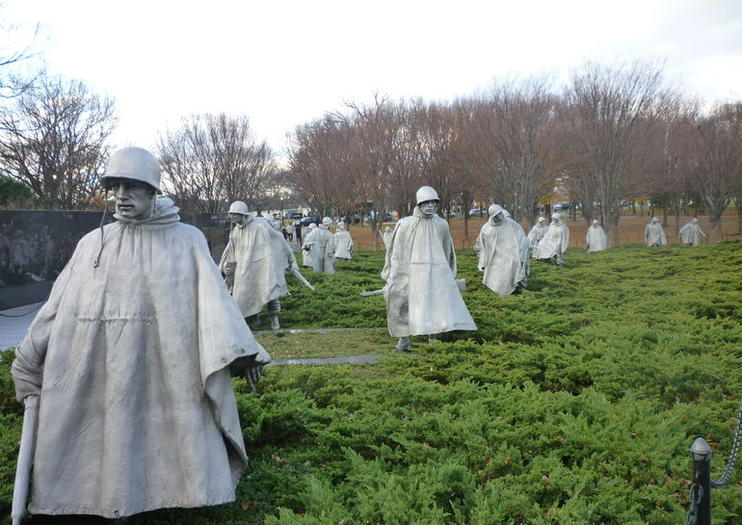 The 5 Best Korean War Veterans Memorial Tours Tickets 2018