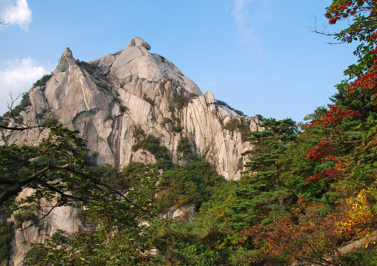 Parc national de Bukhansan