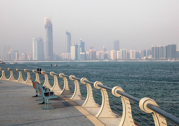 Abu Dhabi Corniche - Atracciones Abu Dabi