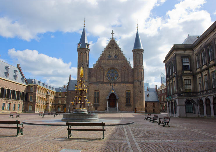Inner Court & Hall of Knights (Binnenhof & Ridderzaal)