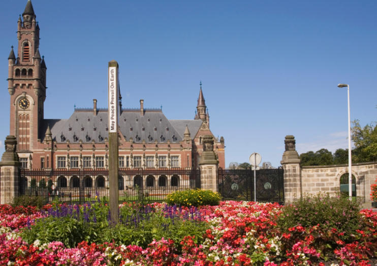 Peace Palace (Vredespaleis)