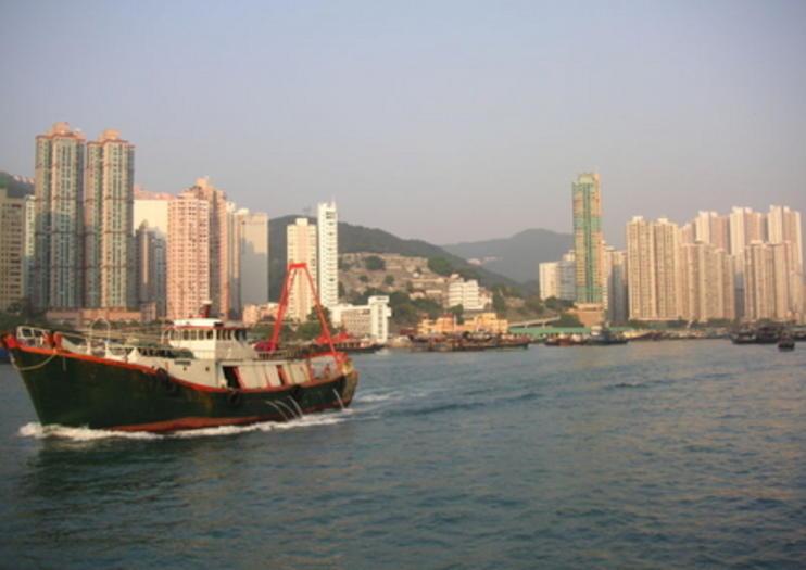 Hafen von Aberdeen (Hong Kong)
