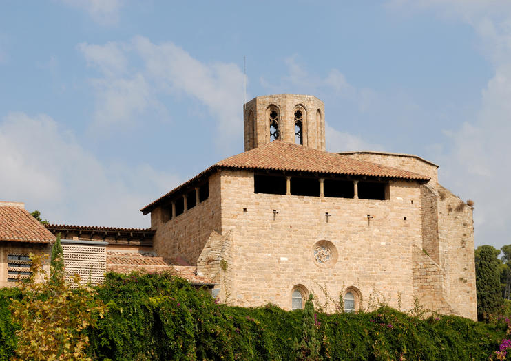 Royal Monastery of St. Mary of Pedralbes (Monestir de Pedralbes)