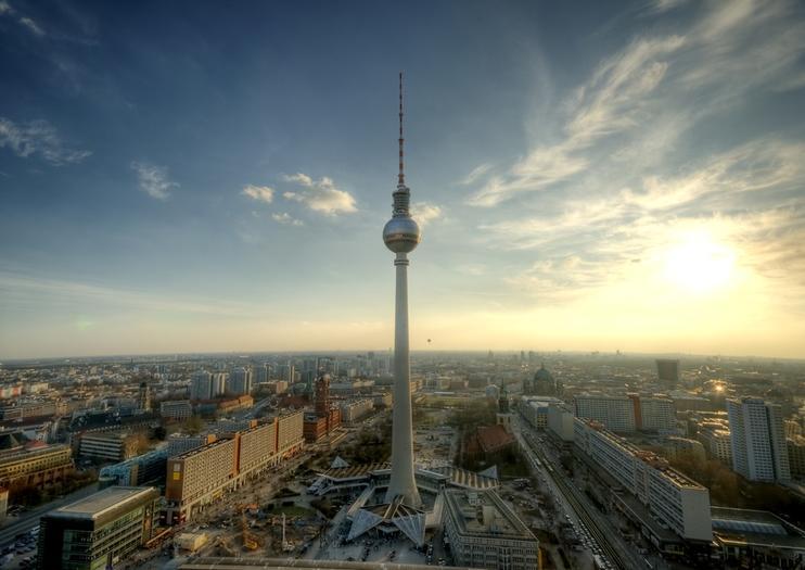 Torre de televisão de Berlim