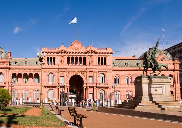 Os melhores passeios e ingressos - Casa Rosada - Viator