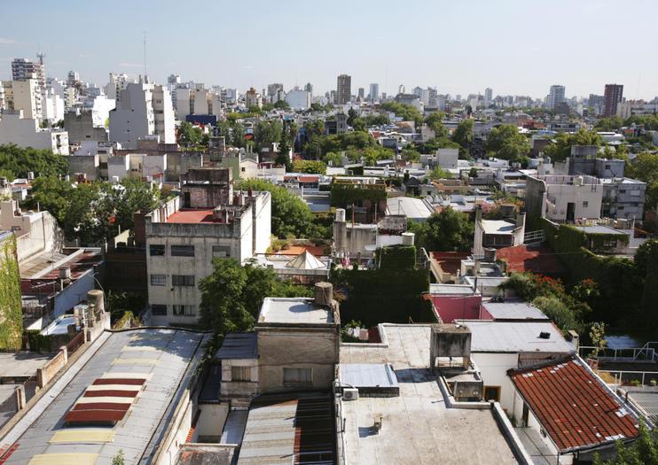 Palermo - Attraktionen in Argentinien
