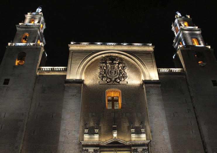 Merida Cathedral (Catedral de San Ildefonso)