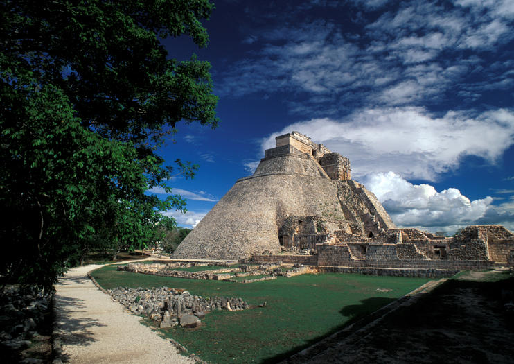 Mayan Ruins Tours from Merida