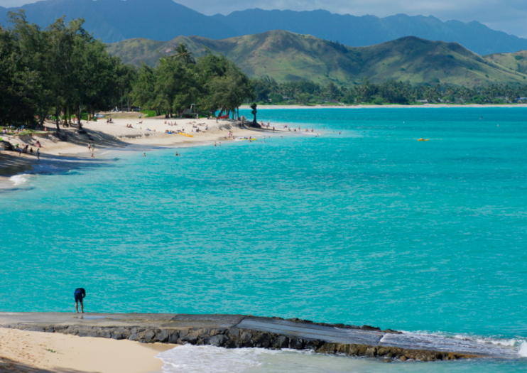 Thanks To Its Ample Parking Family Friendly Atmosphere And Postcard Worthy Sline Kailua Beach Park Is Often Regarded As One Of Oahu S Nicest Beaches