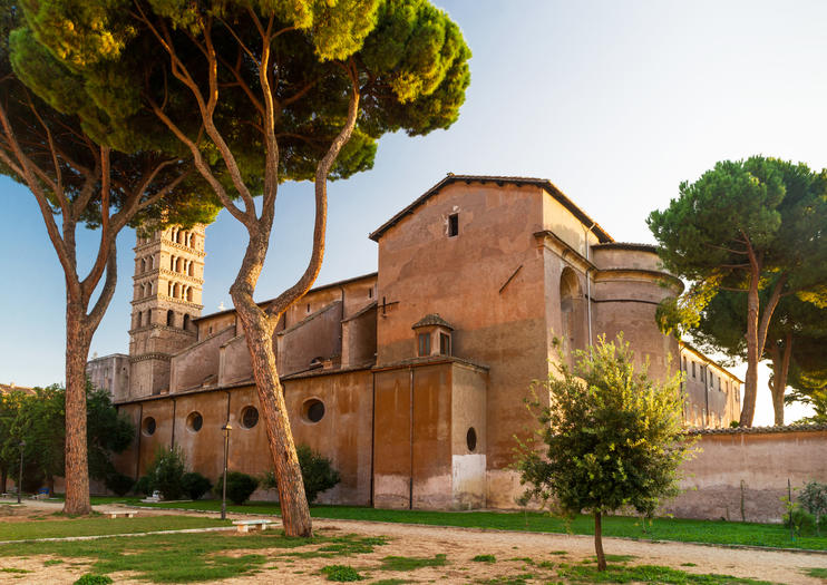 Aventine Hill - Rome Attractions