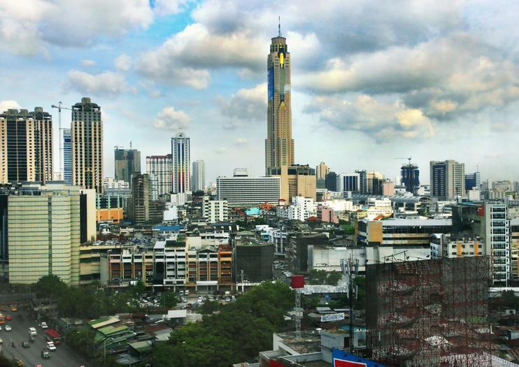 Baiyoke Sky Tower Bangkok Tickets & Tours - Book Now