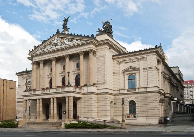 Prague State Opera (Státní Opera)