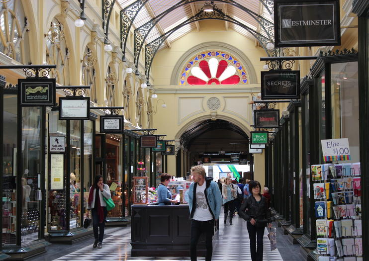 Melbourne Royal Arcade