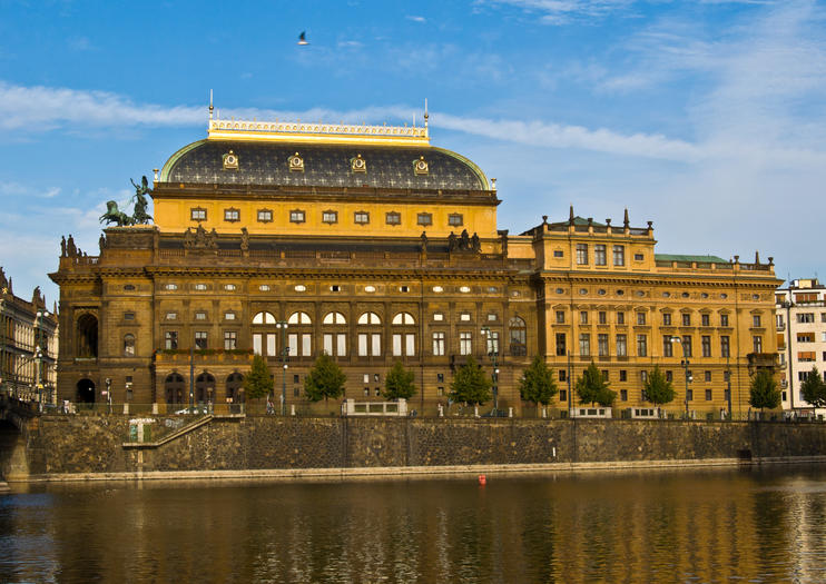 Prague National Theatre (Narodni divadlo)