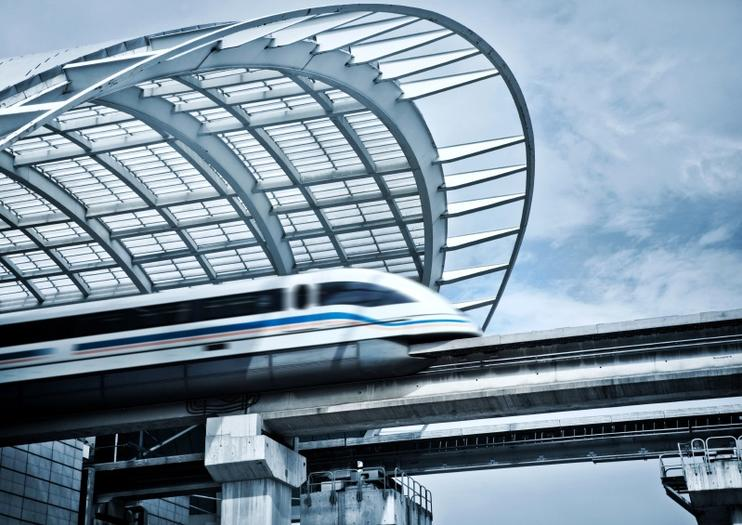 Shanghai Maglev Train (SMT)