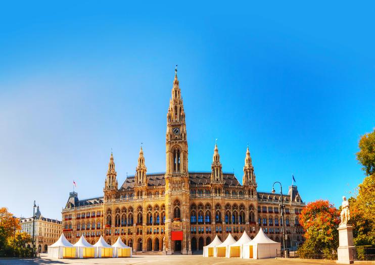 Das Rathaus - Attraktionen in Wien