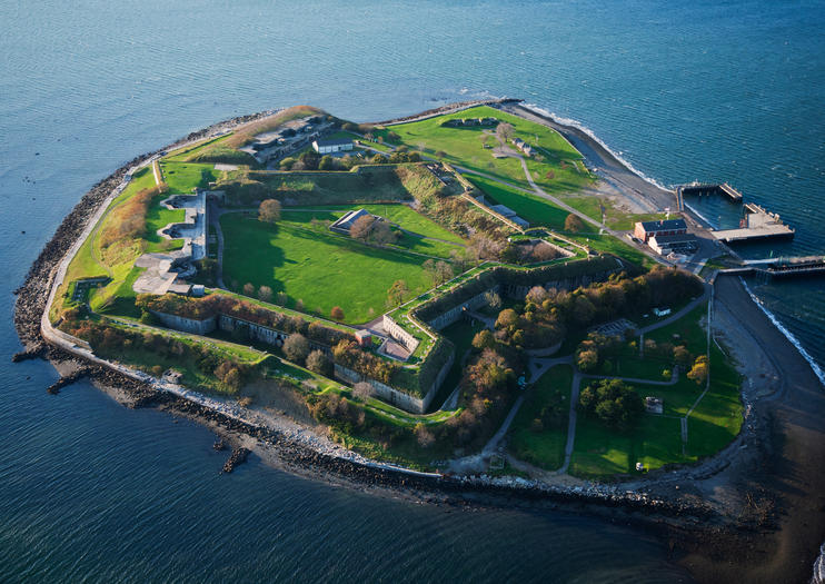 Parque Nacional de Boston Harbor Islands
