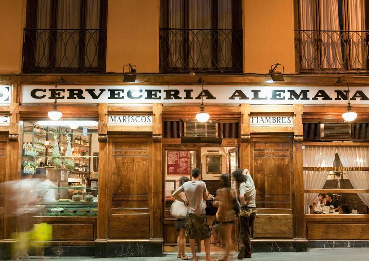 Top Nightlife Experiences in Madrid
