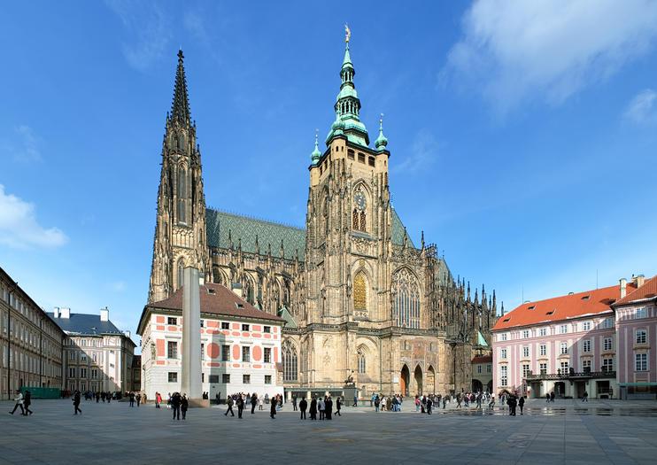 St. Vitus Cathedral (Katedrála Sv. Vita)
