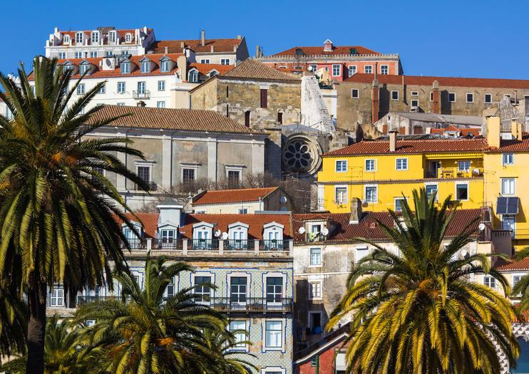 Alfama - Atracciones en Lisboa
