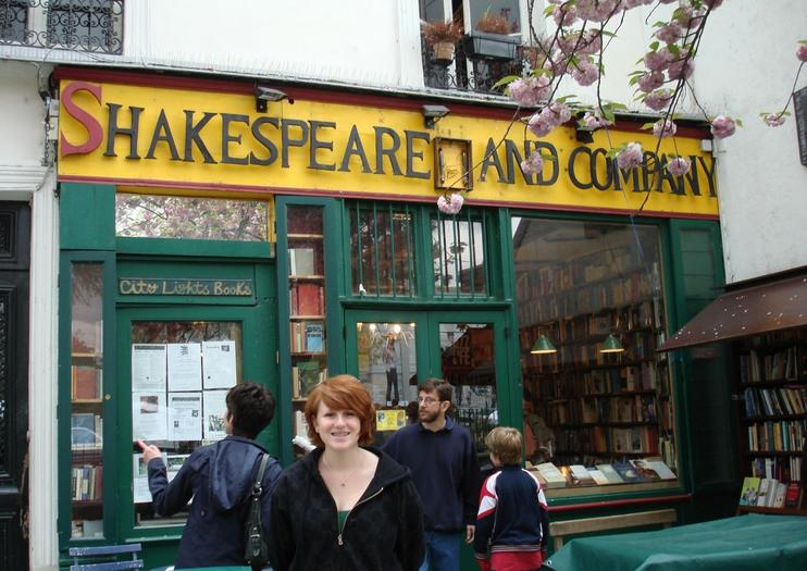 Librairie Shakespeare and Company