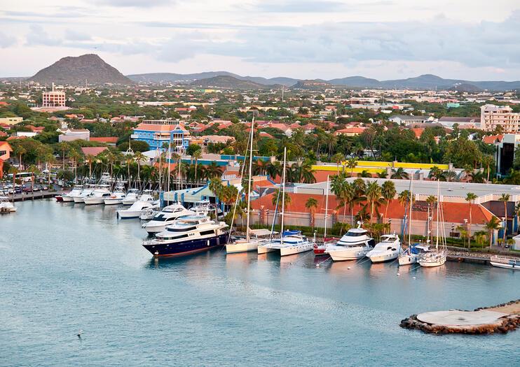 Aruba (Oranjestad) Cruise Port