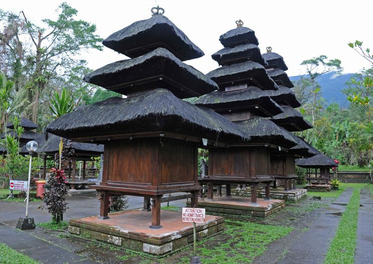 Batukaru Temple (Pura Luhur Batukaru)