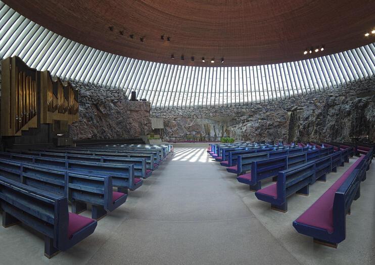 Rock Church (Temppeliaukio Kirkko)