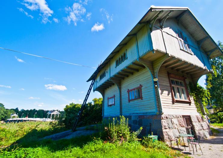 Museo al aire libre de Seurasaari