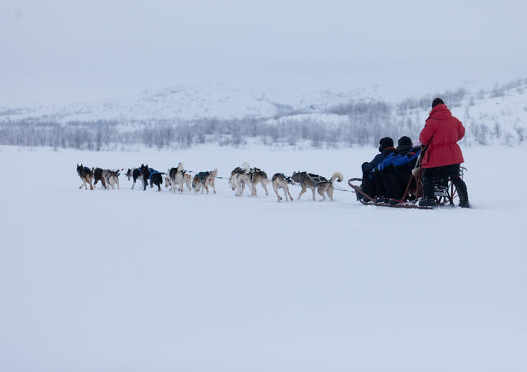 Winter Adventures from Helsinki