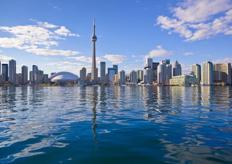 Suggestion d'itinéraires à Toronto