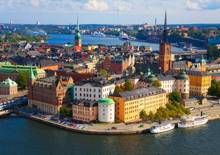 Stockholm Canal Cruises