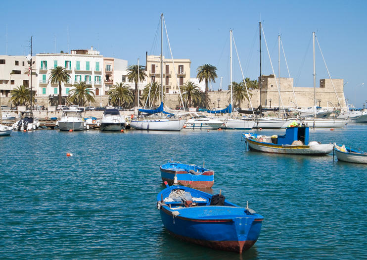 Bari Cruise Port