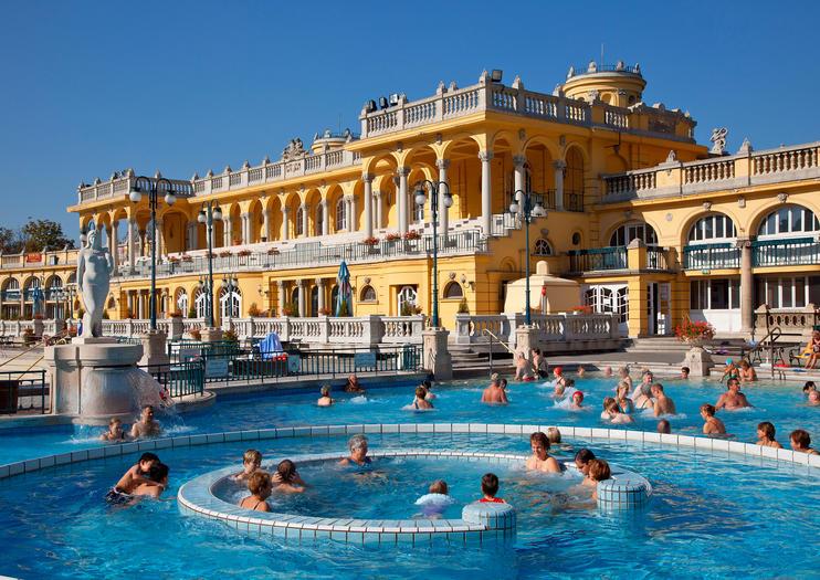 Széchenyi Thermal Baths (Széchenyi Gyógyfürdo)