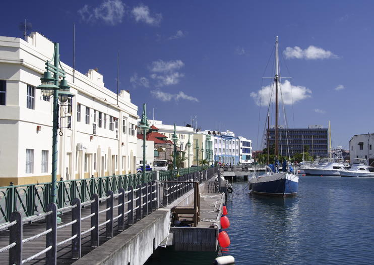 Bridgetown Cruise Port (Deep Water Harbour)