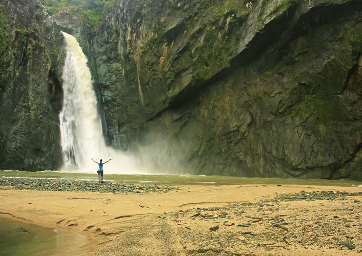 Baiguate Waterfall (Salto de Baiguate)