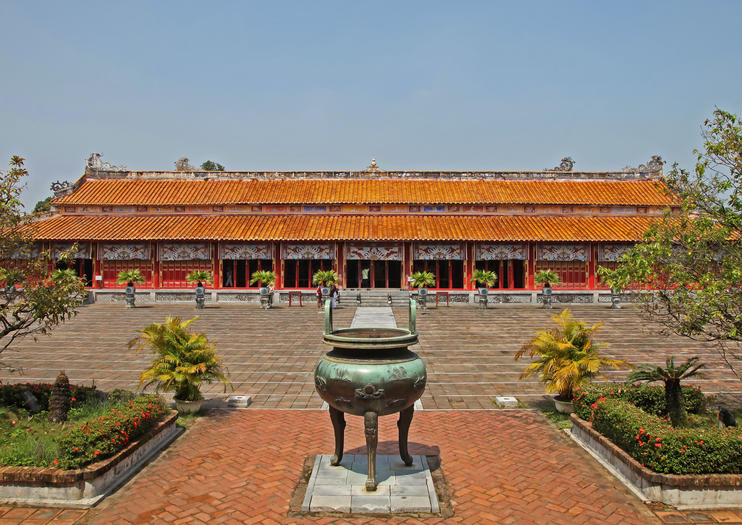 The 5 Best Forbidden Purple City Tu Cam Thanh Tours Tickets 2021 Hue Viator