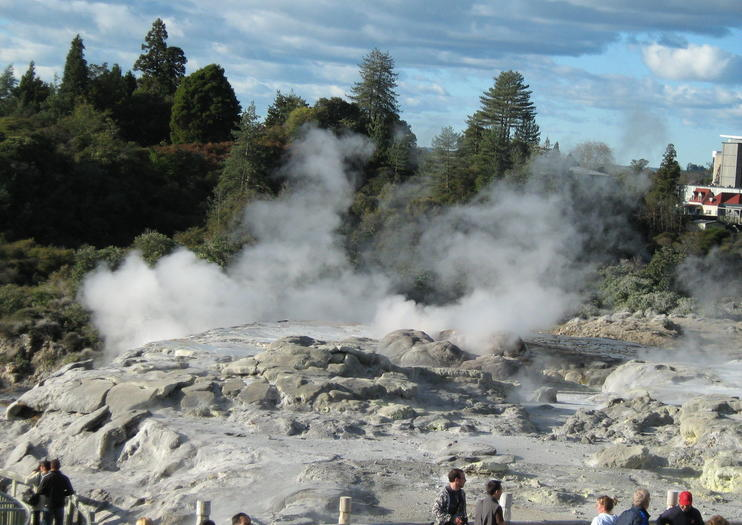 Top Day Trips From Rotorua