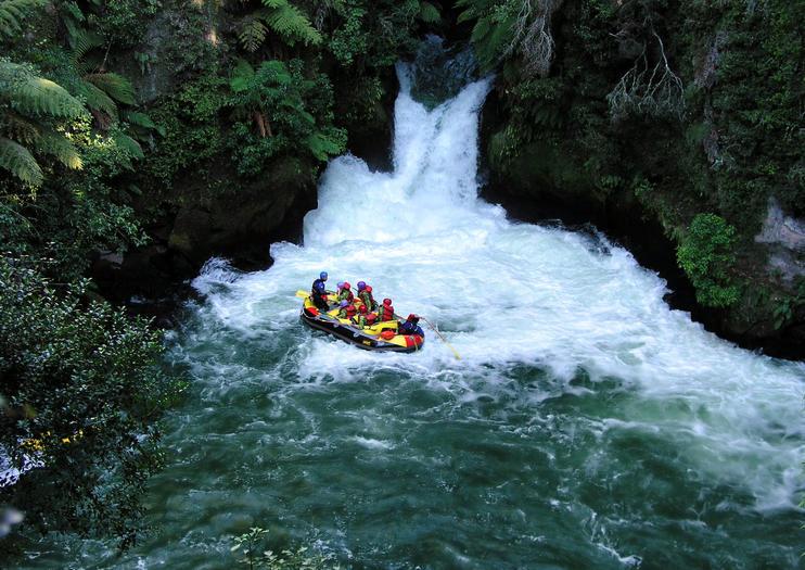 Outdoor Adventures from Rotorua