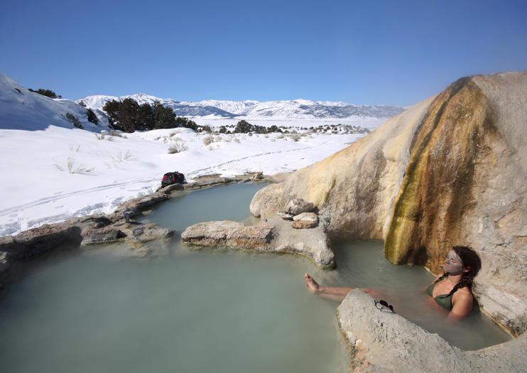 Termas de Chillán Hot Springs