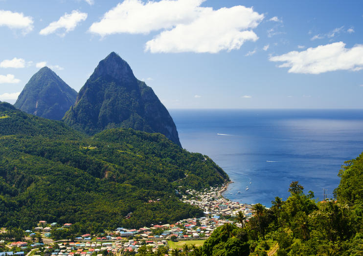 When to go to St Lucia