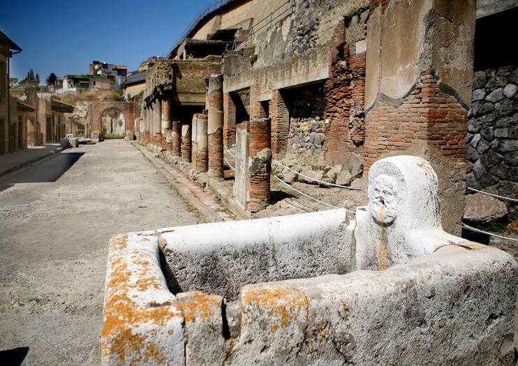 Herculaneum Archaeological Park (Parco Archeologico di Ercolano)