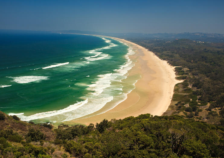 Top Beaches in Byron Bay