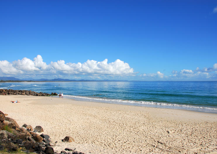 Byron Main Beach